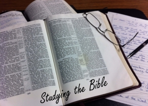 StudyingtheBible