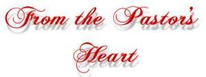 Pastor's heart